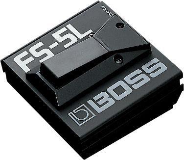 Boss FS5L Footswitch - Latching