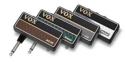 Vox Amp Plug II Metal Headphone Amp