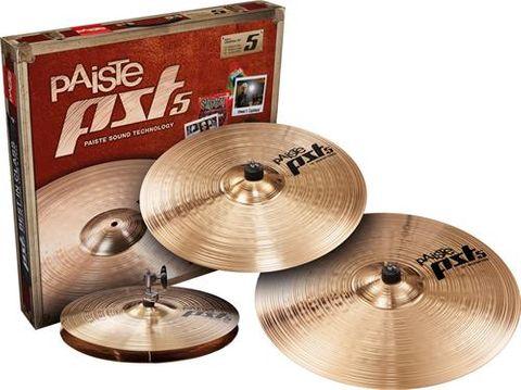 Paiste PST5 Universal Cymbal Set