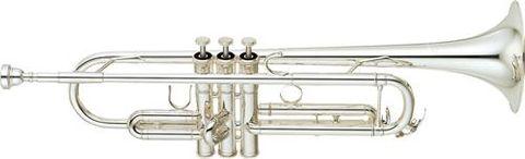 Yamaha YTR6335S Trumpet - Silver