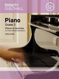 Trinity Piano Gr 3 2012-2014