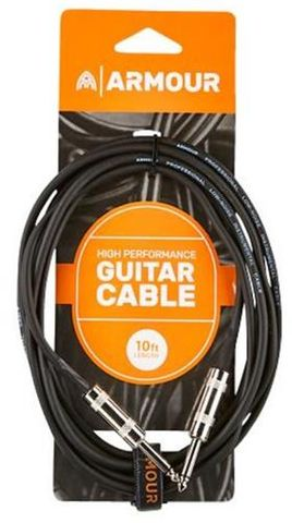 Armour GS10 10ft Guitar Lead