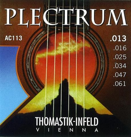 Dr Thomastik PLECTRUM Med Gtr String Set