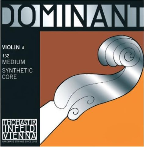 Dominant DT132 Violin D String