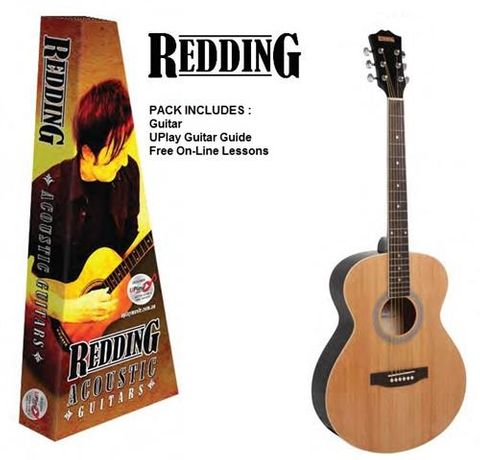 Redding 51 NAT Acoustic Guitar