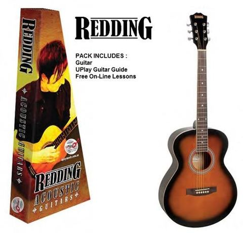 Redding 51 TOB SUN Acoustic Guitar