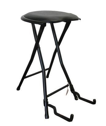 UXL Guitar Stool with Gtr Stand in One