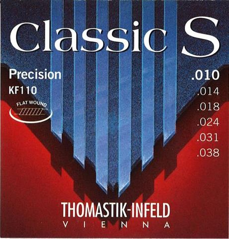 Dr Thomastik KF110 Classic Steel Guitar
