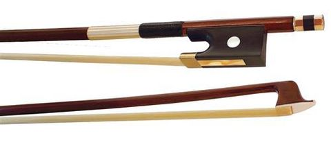Brazilwood 1/2 Violin Bow