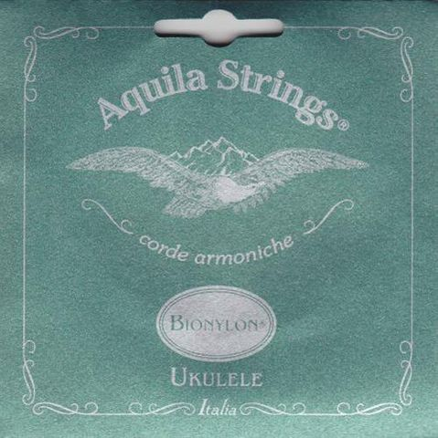 Aquila AQ63U Bionylon Tenor GCEA Uke Str