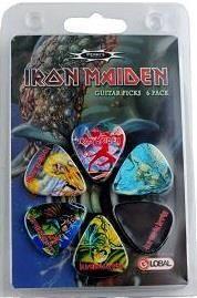 Pk 6 Iron Maiden 1 Picks
