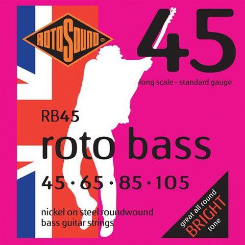 Rotosound Roto Bass 45-105 RB45