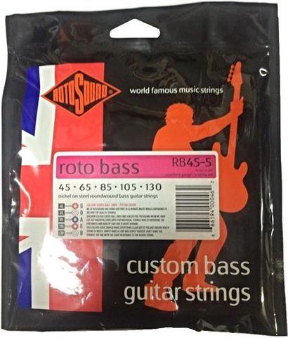 Rotosound Roto Bass 45-130 RB455