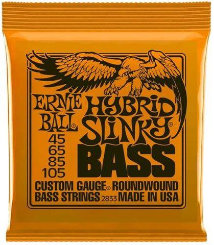 Ernie Ball Hybrid Slinky 45-105 Bass Set