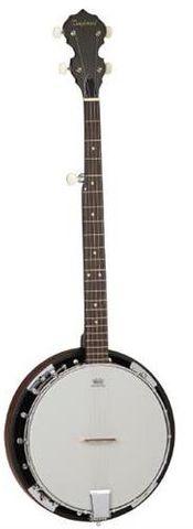 Tanglewood TWB18 5String Resonator Banjo