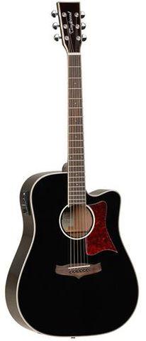 Tanglewood TW5BK Winterleaf Ac/El Guitar