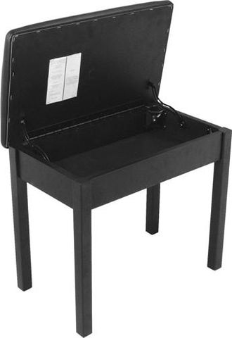 On Stage KB8902B Fliptop Piano Bench