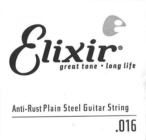 Elixir .016 Plain Electric Single