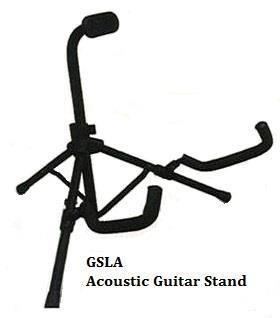 Ashton GSLA Acoustic Folding Guitar Std