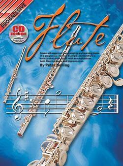 69221 Progressive Flute CD Pack