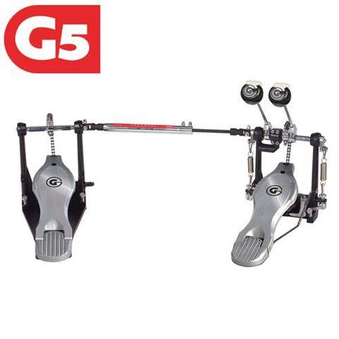 Gibraltar G5 Double Bass Drum Pedal