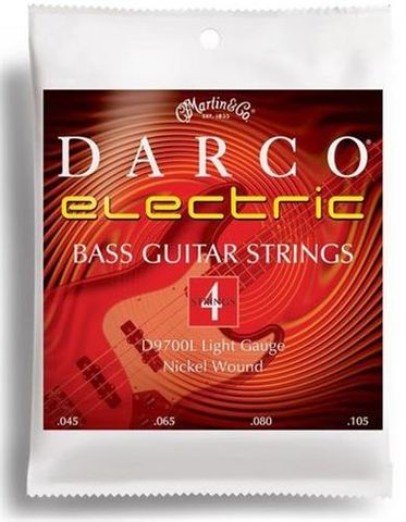Martin/Darco Bass Strings Lite