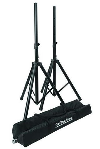 On Stage 7750 Speaker Stand Pack