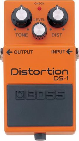Boss Distortion DS1 Effects Pedal