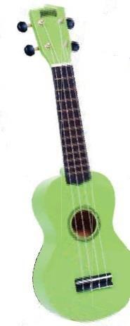 Mahalo GREEN R Soprano 1GN Ukulele