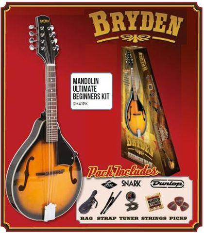 Bryden SMA10 Mandolin Pack