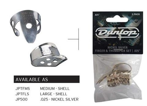 Dunlop Finger Picks Player Pack