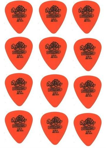 .60 Tortex Player Pick Packs