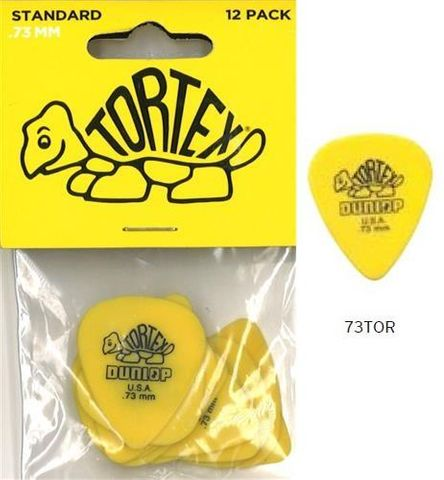.73 Tortex Player Pick Packs