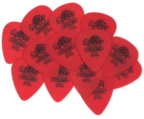 .50 Tortex Player Pick Packs