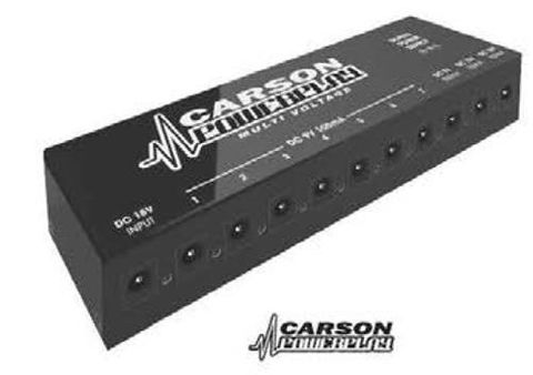 Carson DCPS10 Multi Power Supply