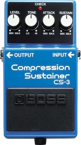 Boss Compressor/Sustainer Pedal