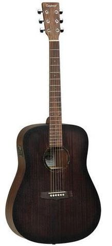 Tanglewood TWCRDE Ac/El Guitar Crossroad
