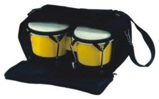 PPlus Wood 6 7 Bongos RED