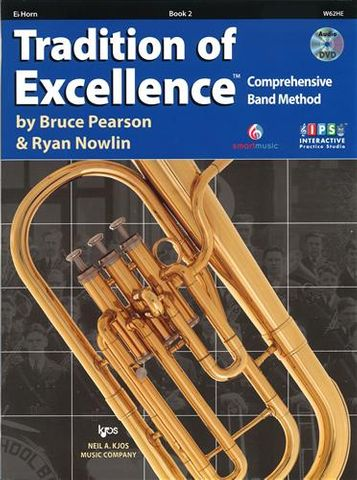 Eb HORN 2 Tradition of Excellence
