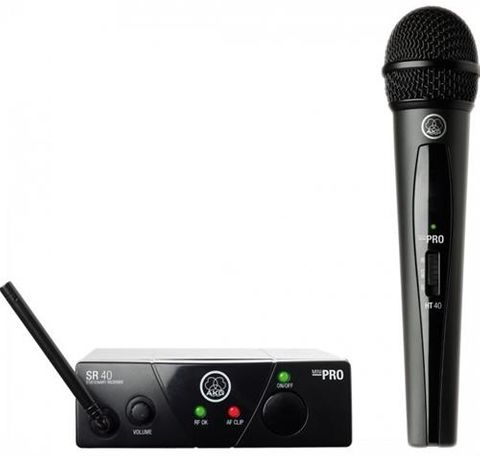 AKG WMS40 Mini Single Vocal Wless Mic