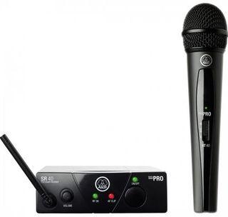 Wireless Hand Held Microphones