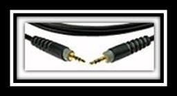 Klotz Stereo 3M Mini Jack-Mini Jack Lead