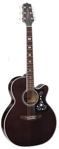 Takamine GN75CETBK BLACK Ac/El Guitar
