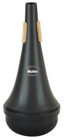 Mutec Straight Black Trombone Mute