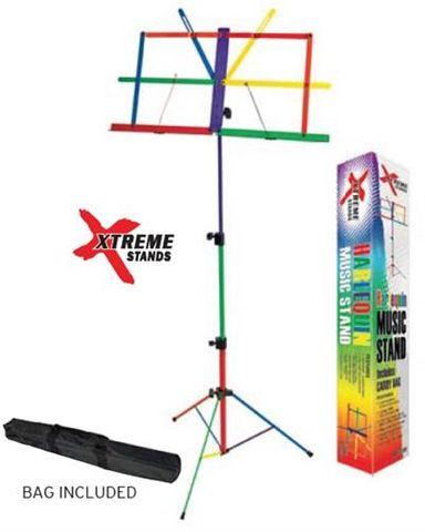 Xtreme Harlequin Music Stand