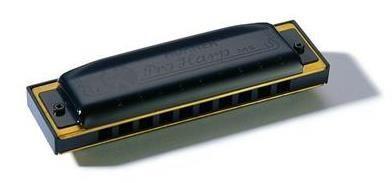 Hohner New Box Pro Harp C