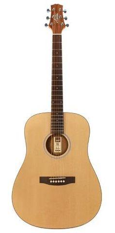 Ashton D20NTM Dreadnought Guitar