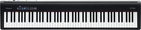 Roland FP30BK BLACK Digital Piano