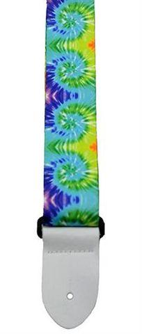Perris Hippy Multi Coloured Guitar Strap