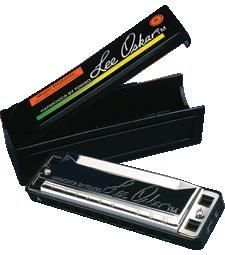 Lee Oskar Major Diatonic D Harmonica